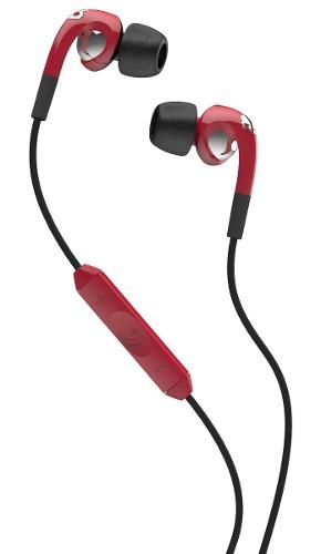Audifonos Skullcandy Fix Red Chrome Con Microfono en Web Electro
