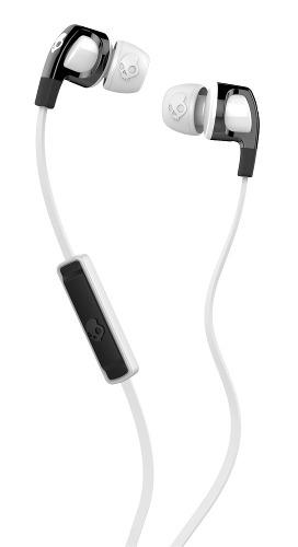 Audifonos Skullcandy Smokin Buds 2 Black White Microfono en Web Electro