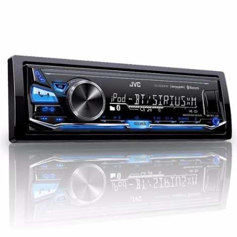 Autoestereo Jvc Kd-x330bts Bluetooth Usb Android Ipod Iphone en Web Electro