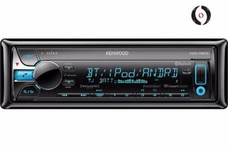 Autoestereo Kenwood Kdc-x500 Usb Aux Ipod Iphone en Web Electro