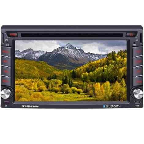 Autoestereos Vac 2216 Dvd Pantalla Touch Ipod Bluetooth Tv en Web Electro