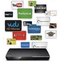 Blu Ray Sony Bdp-s390 Nuevo Sellado Garantia 1 Año Wifi en Web Electro