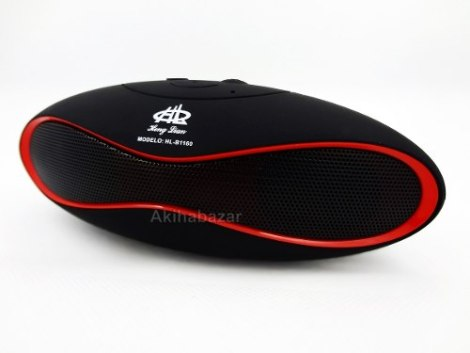 Bocina Bluetooth Rugby Mini