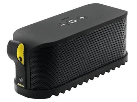 Bocina Jabra Solemate Inalambrica Bluetooth Portatil Negro en Web Electro