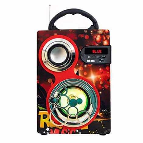 Bocina Mp3 Recargable Con Bluetooth B03013t 6w ¡excelente! en Web Electro