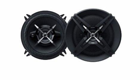 Bocinas Sony 5 1/4 Xs-xb130 De 300 Watts Y 3 Vías Mega Bass en Web Electro