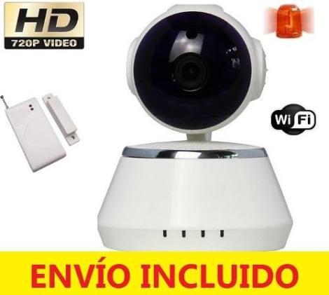 Cámara Alarma Ip Hd 720p P2p Wifi Android/ios/ipad/pc 64gb en Web Electro