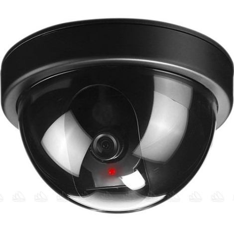 Camara Falsa De Domo Inalambrica Para Seguridad Y Vigilancia en Web Electro
