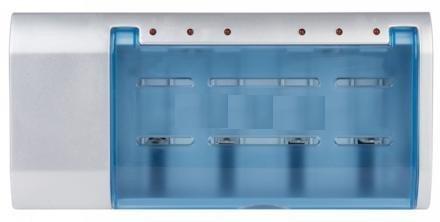 Cargador Pilas Recargable Aa Aaa C D 9v Incluye 4 Tipo D en Web Electro