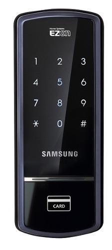 Cerradura Chapa Digital Shs-1320 Samsung en Web Electro