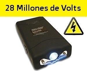 Chicharra Paralizador 28 Millones De Volts Police Usa en Web Electro