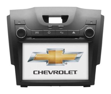 Colorado S10 Chevrolet Pantalla Navegador Gps Bt Dvd Usb Hd en Web Electro
