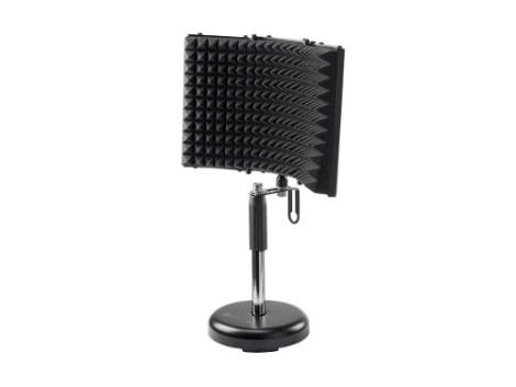 Concha Acustica Para Grabacion Voz Microfono De Condensador en Web Electro