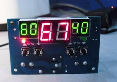 Control Digital Temperatura Termostato Invernadero Acuario en Web Electro