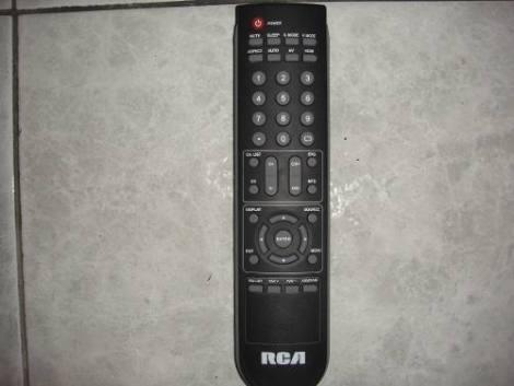 Control Para Tv Rca Pantalla Lcd Plasma Led Original en Web Electro