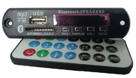 Decodificador De Audio Mp3 Para Bocinas