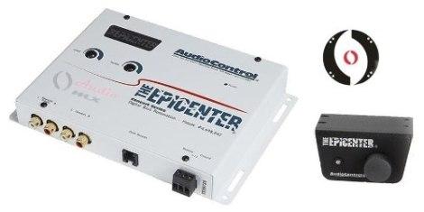 Epicenter Audiocontrol Original Restaura Bajeo Woofers Spl en Web Electro