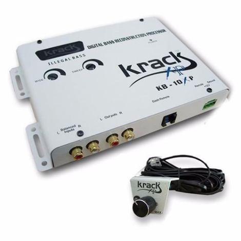 Epicentro Krack Kb-10xp Aumenta El Bajeo De Tus Woofers en Web Electro