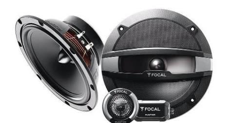 Focal Set De Medios Auditor R-165s2 6.5 2 Vias 60 Watts Rms en Web Electro