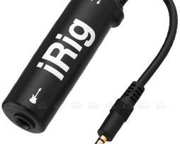 Interfaz Para Guitarra Y Iphone Y Ipod Irig Para Amplitube en Web Electro
