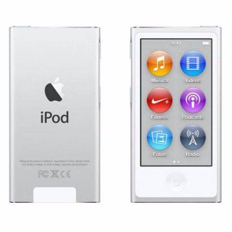 Ipod Nano 16 Gb Plateado Nuevo en Web Electro
