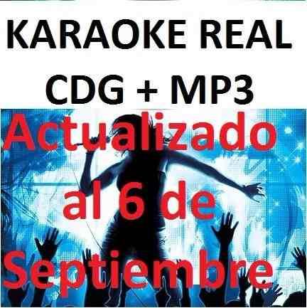 Karaoke Mas De 55gb En Pistas en Web Electro