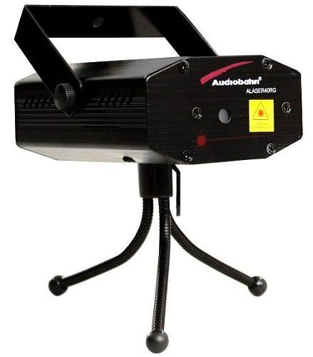 Laser Multipuntos Audiobahn Rojo + Verde / Tripie en Web Electro