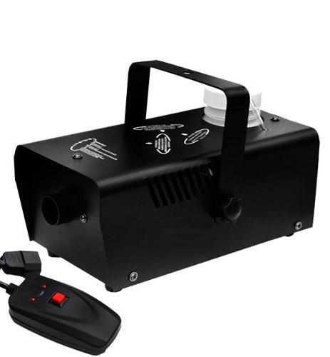 Maquina Camara De Humo 400w Portatil + 15 Mt New Mod E-xaris en Web Electro