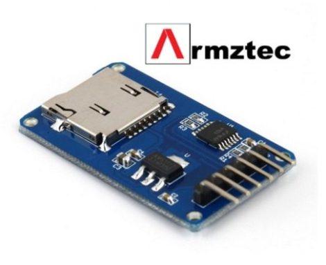 Módulo Lectura/escritura Micro Sd Para Arduino en Web Electro