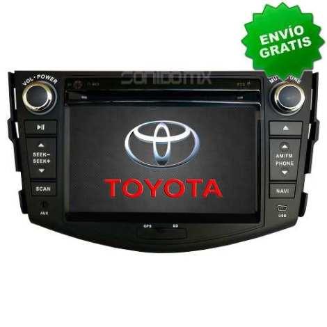 Navegador Gps Toyota Rav4 Autoestereo Pantalla Bluetooth Dvd en Web Electro