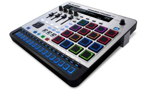Nuevo M-audio Trigger Finger Pro Controlador Software Usb Dj en Web Electro