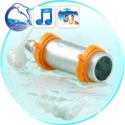 Reproductor Mp3 Con 4gb Contra Agua Sumergible Para Natacion en Web Electro