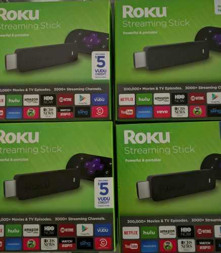 Roku Stick 3600r El Mas Nuevo Mas 1m Envío Gratis en Web Electro