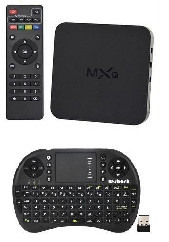 Smart Tv Android Tv Box Full Hd Wifi Mas Teclado Inalámbrico en Web Electro