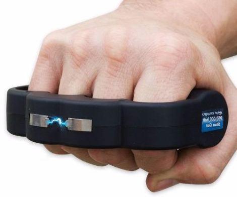 Stun Gun Paralizador Boxer Manopla 10 Millones Volts Defensa en Web Electro
