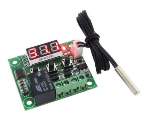 Termostato Gratis Digital 12v Envio Gratis Dhl en Web Electro