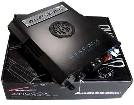 Amplificador Audiobahn Pro Clase D A11000x en Web Electro