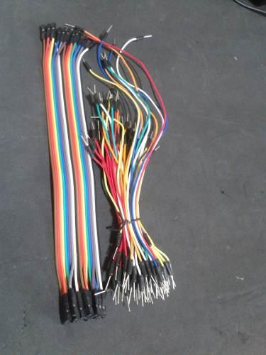 Arduino: Mezcla De Cables Hembra-hembra Y Macho-macho en Web Electro