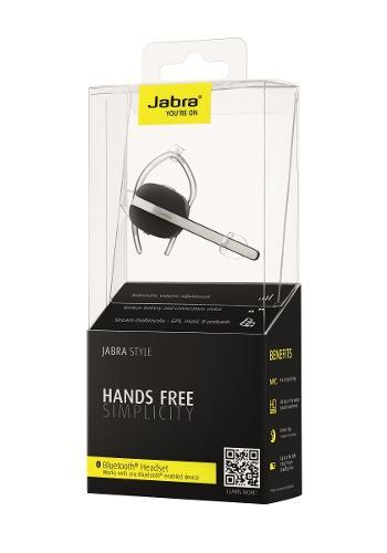 Audífono Jabra Style Bluetooth Manos Libres en Web Electro