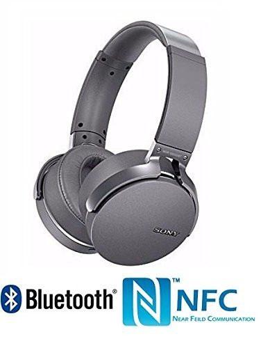 Audifonos Bluetooth Nfc Sony Mdr-xb950bt (caja Abierta) en Web Electro