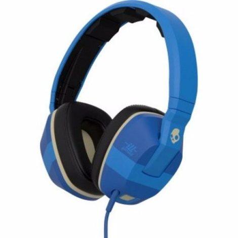 Audifonos Crusher Famed Royal Blue