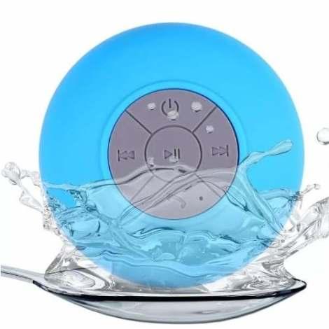 Bocina Bluetooth Recargable Manos Libres  Waterprof