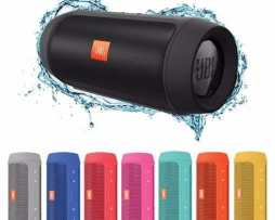 Bocina Jbl Charge 2+ Bluetooth Dura 12 Horas Contra Agua