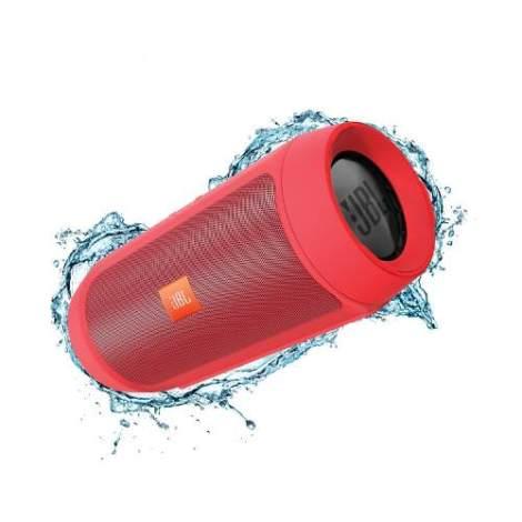 Bocina Jbl Charge 2+ Bluetooth Rojo 12 Horas Contra Agua en Web Electro
