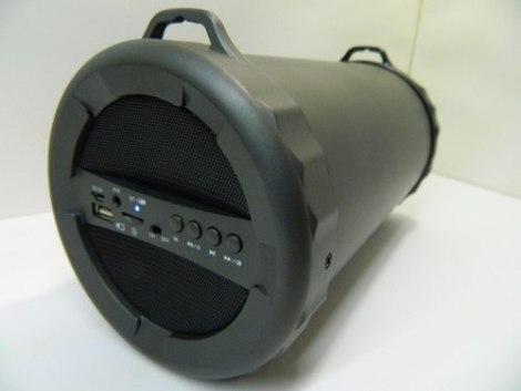 Bocina Tipo Cañon Fm Bluetooth Gran Potencia Recargable en Web Electro