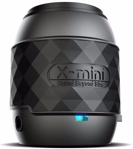 Bocinas X-mini We Subwoofer Bluetooth 3.5mm Recargable 6hrs en Web Electro