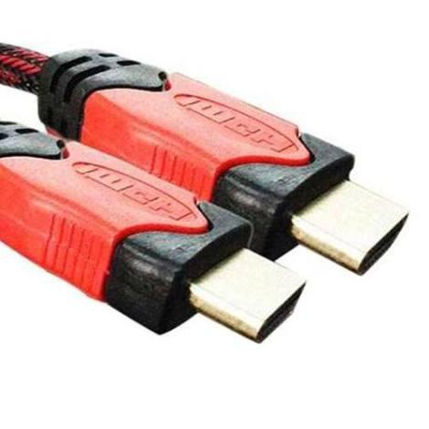 Cable Hdmi 10 Metros Full Hd 1080p Tv Lcd Led Xbox 360 Lap en Web Electro