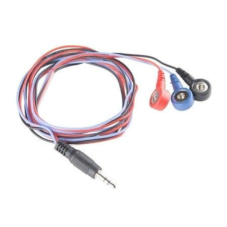 Cables Para Electrodos (3 Piezas)