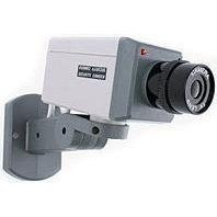 Camara De Seguridad Falsa Detector Movimiento