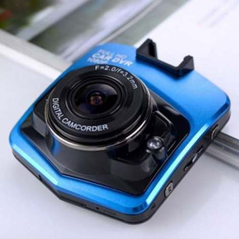 Camara Dvr Grabador Para Automovil Full Hd Gt300 Envio Grati